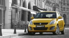 Suzuki Swift 2014 lộ diện