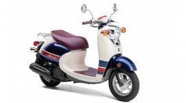 Yamaha ra mắt xe tay ga kiểu cổ điển
