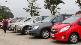 Cả chục mẫu ô tô mới khấy động thị trường