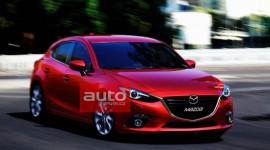 Lộ ảnh chính thức Mazda3 2014