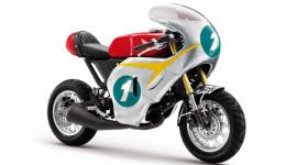 """""""Độ"""" Honda MSX 125 thành xe đua"""