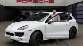 Porsche sản xuất chiếc Cayenne thứ 500.000