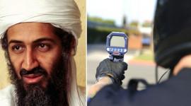 """Osama bin-Laden đã từng bị """"bắn tốc độ"""""""