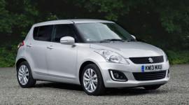 Suzuki Swift 2013 bản cải tiến lộ diện