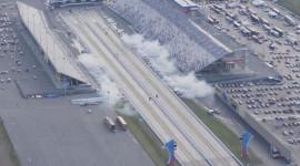 Video: Màn đốt lốp lớn nhất thế giới