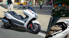 Honda giới thiệu Forza Si tại Indonesia