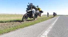 Vượt 15.000km, đi xe máy từ Đức sang Việt Nam
