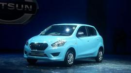 Datsun Go – ôtô giá 140 triệu đồng ra mắt tại Ấn Độ