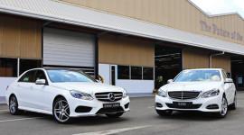 Mercedes E-class mới ra mắt, giá bán từ 1,939 tỷ đồng
