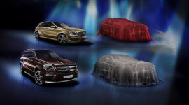 Triển lãm riêng của Mercedes-Benz sắp diễn ra tại Hà Nội
