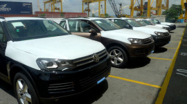 Tháng 6, nhập khẩu ôtô tiếp tục tăng