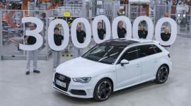 Chiếc Audi A3 thứ 3 triệu xuất xưởng