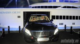 Triển lãm Mercedes Fascination và những con số thú vị