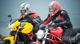 """Cơn lốc"" khuyến mại tại Vietnam Motorbike Festival"