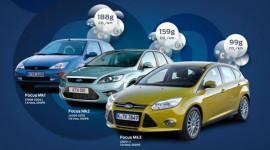Ford giới thiệu xe Focus chỉ tiêu thụ 4,1 lít/100km