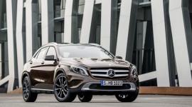 Mercedes-Benz GLA 2014 chính thức lộ diện