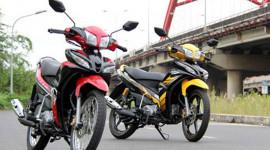 Các cặp đôi xe máy 'một chín một mười' tại Việt Nam