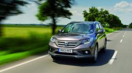 Honda CR-V tiêu thụ 4,5 lít/100km