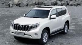 Toyota giới thiệu Land Cruiser Prado 2014