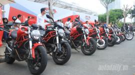 """Vietnam Motorbike Festival: Lạ, độc và """"khủng"""""""