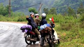 3 điều lưu ý khi đi phượt bằng xe máy