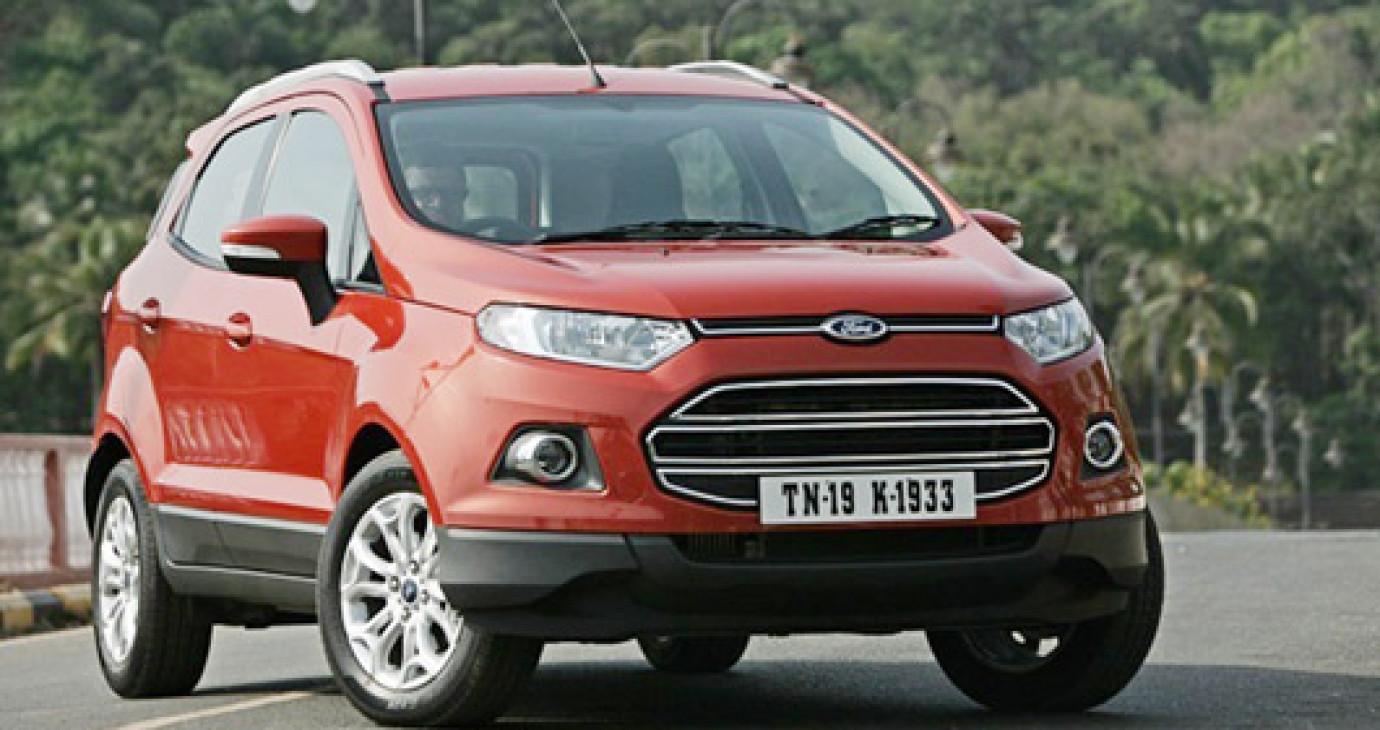 """Đánh giá """"Người hùng bé nhỏ"""" của Ford - EcoSport"""