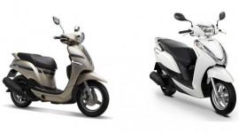 Nên mua Honda Lead hay Yamaha Nozza?