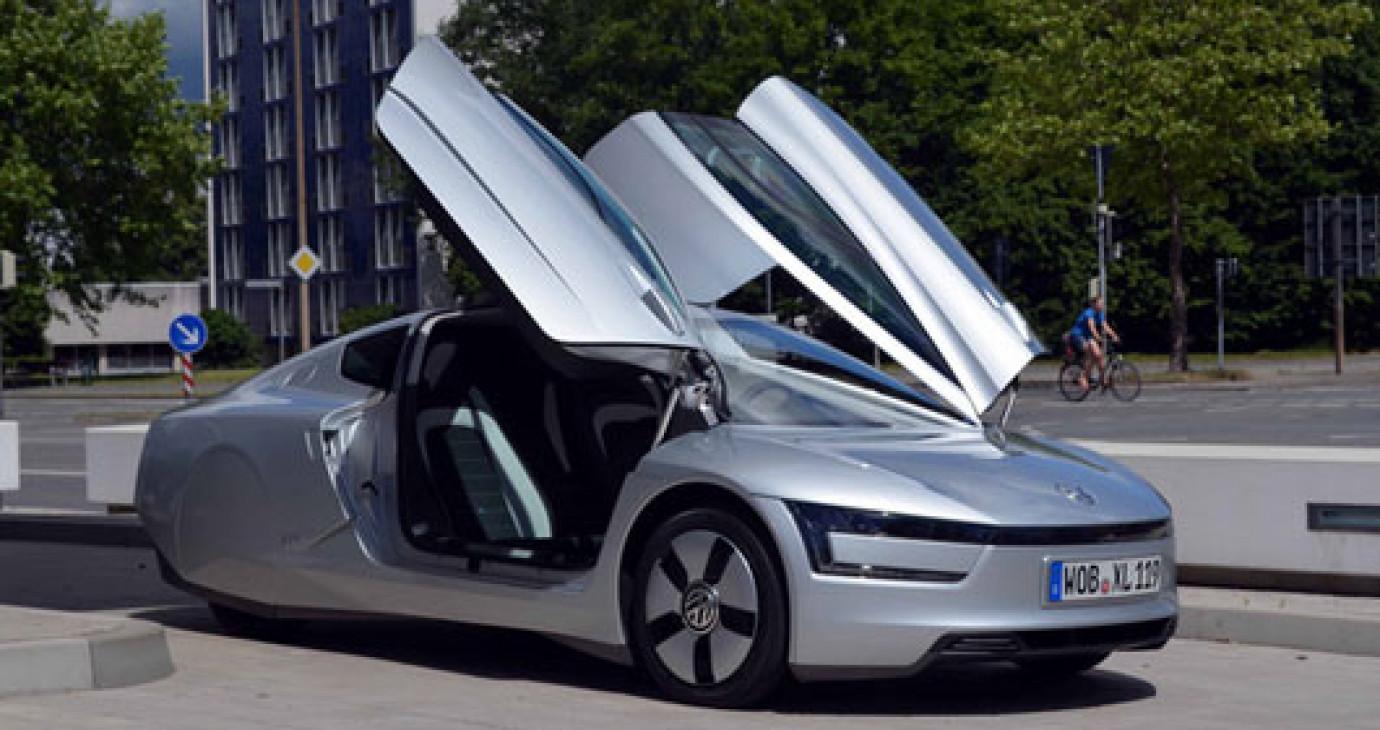 Ôtô tiêu thụ 0,9 lít/100km có giá gần 150.000 USD