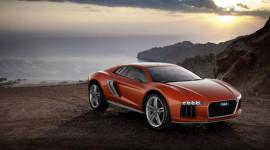 Audi Nanuk quattro - điều bất ngờ tại triển lãm Frankfurt