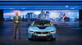 Siêu xe BMW i8 2014 chính thức trình làng