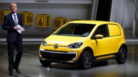 Volkswagen e-load up! – xe vận chuyển pizza lý tưởng