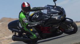 """Kawasaki ra mắt môtô """"khủng"""" Ninja ZX-14R 2014"""