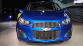 Chevrolet Aveo mới – xe nhỏ, giá rẻ sắp ra mắt tại Việt Nam