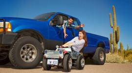 Chiếc ôtô nào nhỏ nhất thế giới?