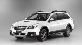 Subaru Outback 2014 sở hữu ngoại thất phong cách off-road