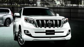 """Phụ kiện """"độc"""" dành cho Toyota Land Cruiser Prado"""
