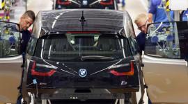 BMW bắt đầu sản xuất xe điện i3