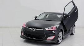 """Cận cảnh Hyundai Veloster """"hiệp sỹ bóng đêm"""" tại Việt Nam"""