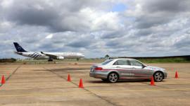 Ấn tượng chương trình trải nghiệm xe Mercedes-Benz 2013