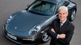 Thương hiệu Porsche mang những màu sắc riêng tại Frankfurt