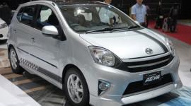 Toyota Agya – ôtô vừa rẻ, vừa tiết kiệm nhiên liệu