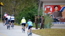 Ở Triều Tiên cũng có đua xe