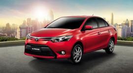 Sắp ra mắt phiên bản mới, giá Toyota Vios giảm mạnh