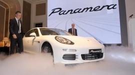 Porsche Việt Nam ra mắt Panamera thế hệ mới