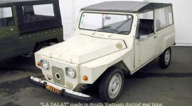 """Mẫu xe """"nội"""" đầu tiên ở Việt Nam ra đời khi nào?"""