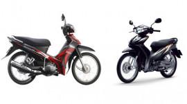 Nên mua Honda Wave S hay Yamaha Sirius?