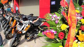 Thêm một thương hiệu môtô xuất hiện tại Hà Nội