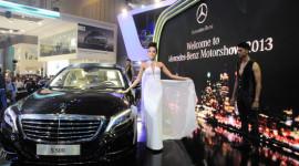 VMS2013 – Mercede-Benz S-Class mới có giá 4,639 tỷ đồng