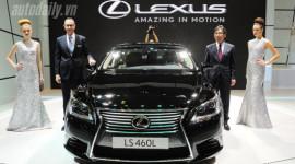 VMS2013 - Lexus: Xe đẳng cấp, mẫu đẳng cấp