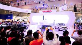 Sức hút của Honda tại triển lãm ô tô Việt Nam